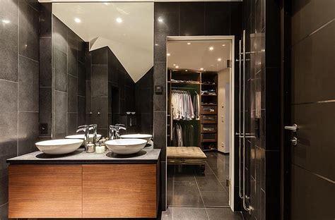 bathroom and closet designs 60 closets com banheiros integrados fotos lindas