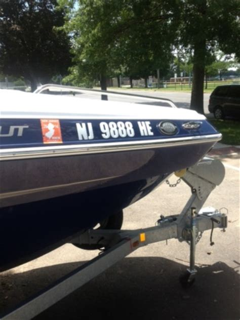 domed boat numbers great looking domed registration number set at