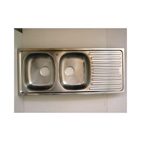 lavello 2 vasche inox lavello per cucina inox incasso 2 vasche gocciolatoio