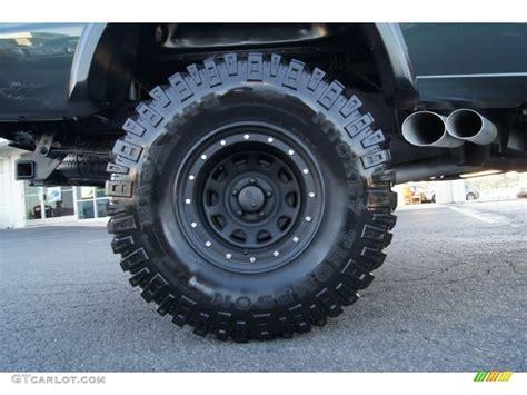 2005 ford ranger rims 2005 ford ranger fx4 road supercab 4x4 custom wheels