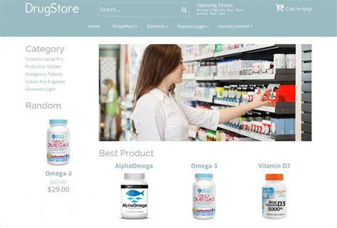 bootstrap templates for pharmacy 5 best pharmacy joomla templates themes free premium
