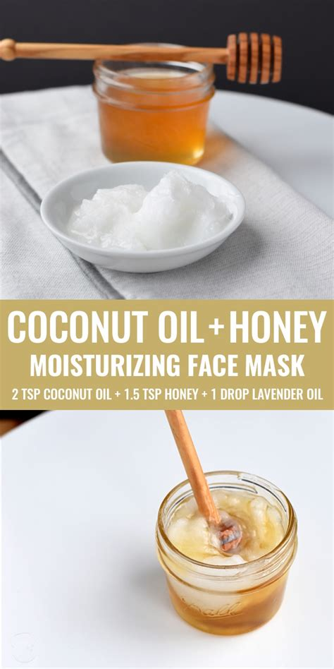 diy mask honey diy coconut and honey mask coconuts kettlebells