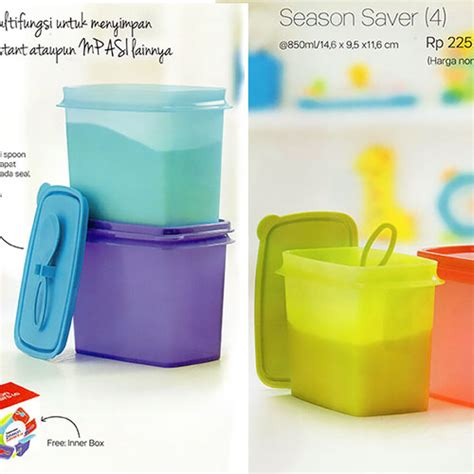 Tupperware Season Saver 4 season saver tupperware katalog promo terbaru tupperware