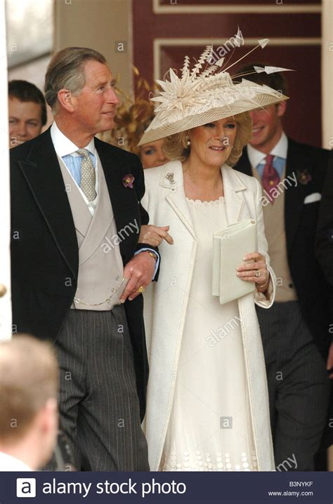 camilla prince charles wedding of prince charles and camilla colour me