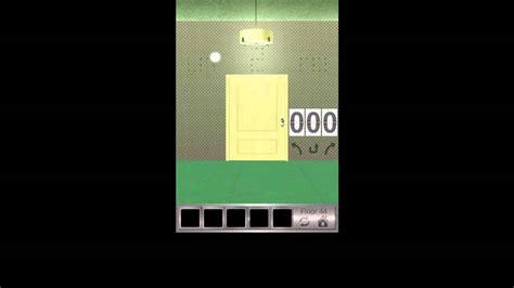 floors  escape level      walkthrough youtube