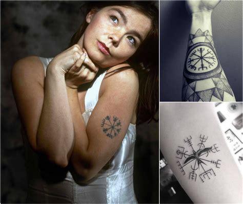 kompass tattoo bedeutung der motive bilder und coole