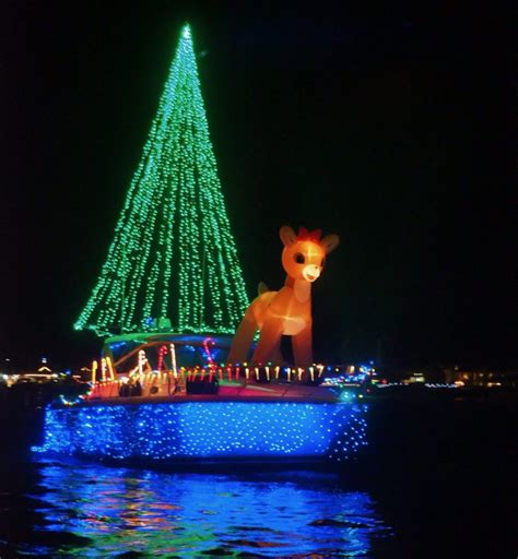 Newport Beach Boat Parade A California Tradition Womanscape Tradition Of Lights