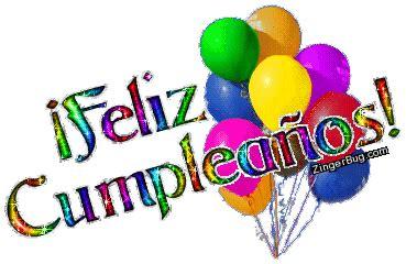 happy birthday in spanish imagenes feliz cumplea 241 os