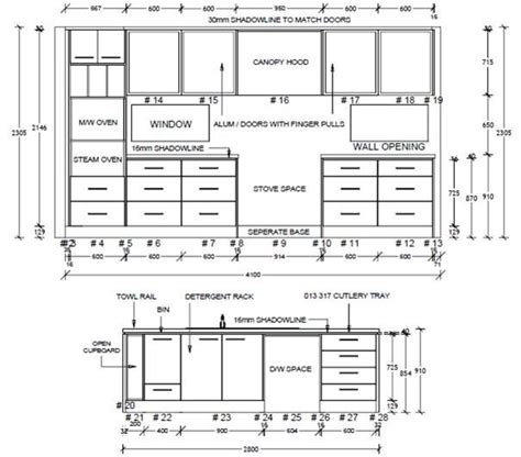 Kitchen Furniture Dimensions Zoom In Real Dimensions 605 X 531 Pantries Pinterest