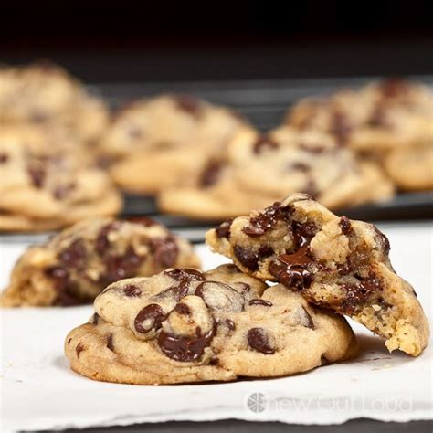 Soft Choco soft and chewy chocolate chip cookies recipe dishmaps