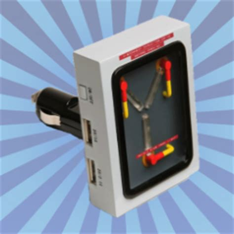 flux capacitor car charger review flux capacitor charger uk 28 images flux capacitor for home charges your devices but won t