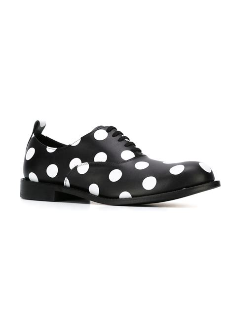 polka dot oxford shoes comme des gar 231 ons comme des gar 231 ons homme plus polka dot