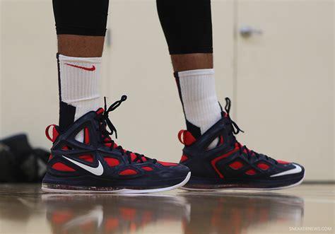 Sepatu Basket Adidas D 5 Nike Lebron Kyrie Ua anthony davis nike hyperposite quot usa quot pe