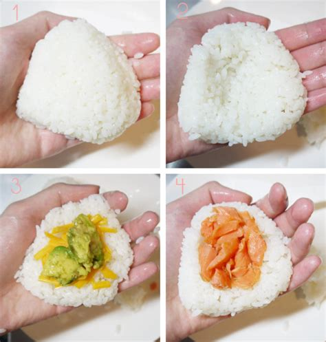 japanese rice balls onigiri recipe dishmaps