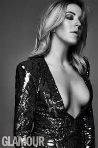 Ellie Goulding On Glamour Uk November Cover
