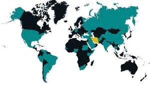 Iran On World Map by Iran Doostan Mice Services Iran Doostan Mice Services