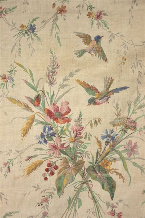 quail pattern fabric vintage french curtain fabric curtain menzilperde net