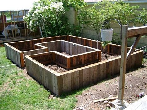 Raised Bed Designs by Diy Easy Access Raised Garden Bed The Owner Builder Network