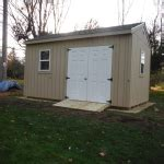 Storage Sheds Evansville In by Gable Roof Sheds Milwaukee Custom Storage Shed Builders