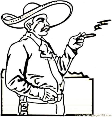 mexican american coloring pages coloring pages