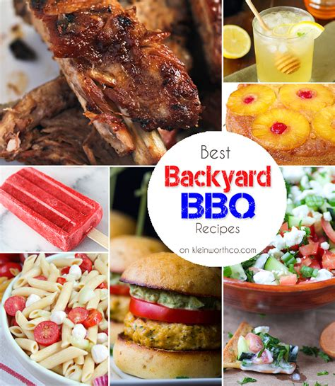 backyard bbq recipes backyard bbq recipes kleinworth co