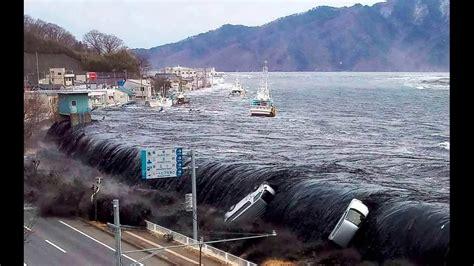 imagenes tsunami en japon 2011 terremoto y tsunami de 2011 en japon youtube