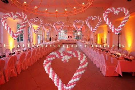 Saaldeko Hochzeit by Ballonsupermarkt Onlineshop De Hochzeit