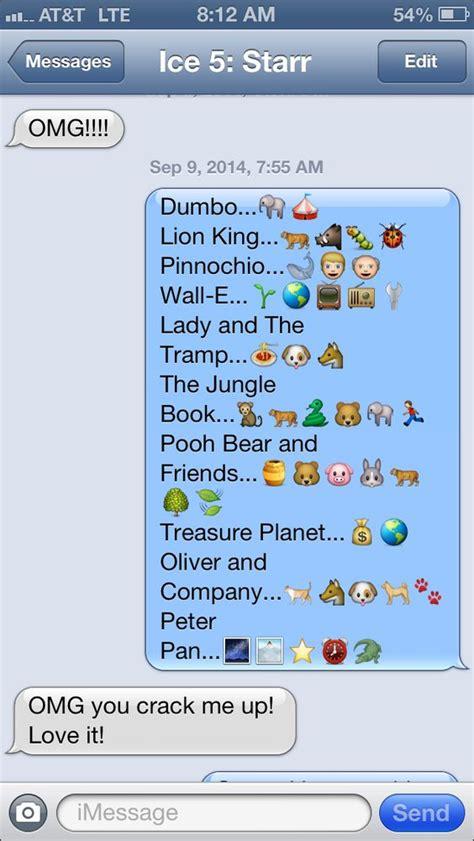 film emoji text disney emojis iphone messages pinterest disney love
