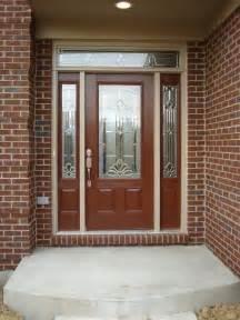 exterior door inserts normandy house plans