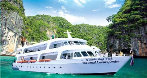 big boat photos phi phi island tour by big boat in phuket thailand