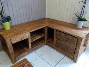 meuble t 233 l 233 bar en palette de r 233 cuperation meubles et