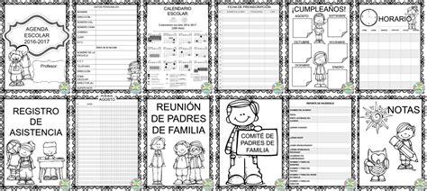 agenda escolar 2017 18 maria 8408172328 linda agenda escolar en blanco y negro para el ciclo 2016 2017 educaci 243 n primaria