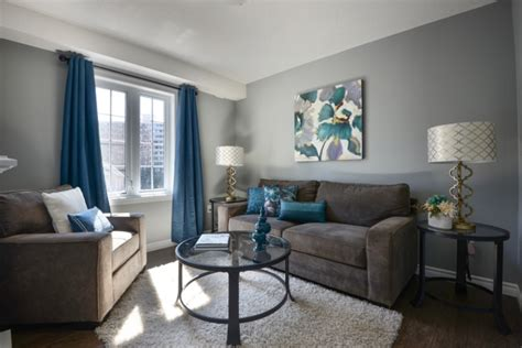Wohnzimmer Einrichten Grau Braun by Farbideen F 252 Rs Wohnzimmer W 228 Nde Grau Streichen