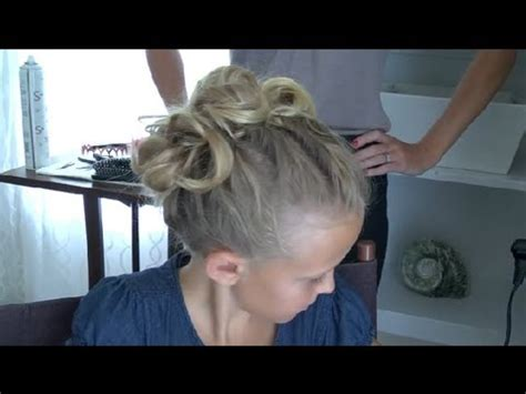 hair cut vidios women how to do a flower girl hairstyle special occasion