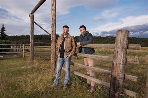 The Ranch property brothers at home on the ranch hgtv