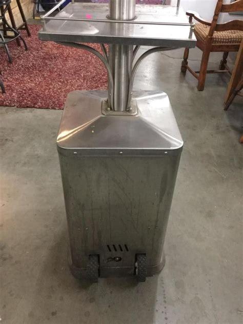 Kirkland Signature Stainless Steel Outdoor Patio Propane Hea Kirkland Patio Heater