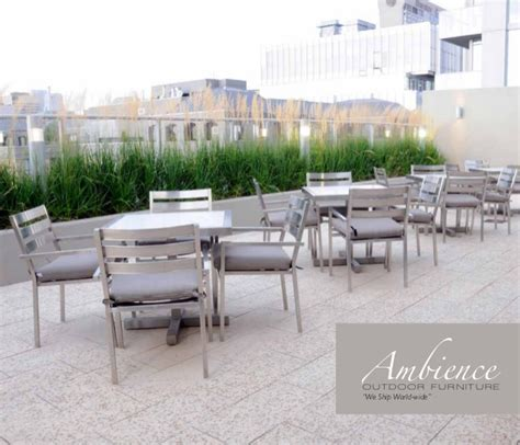 Ambience Outdoor Furniture Hospitality Outdoor Hospitality Furniture