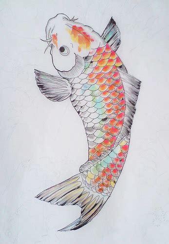 tattoo japanese carp koi carp colour study koi carp colour study visit the