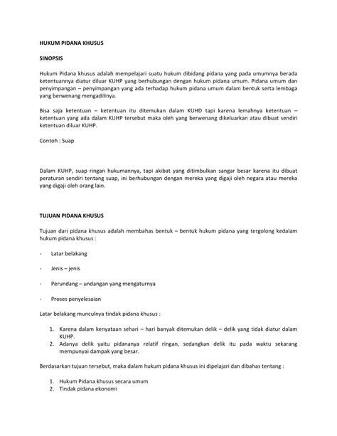 Contoh Makalah Hukum Perdata Tentang Orang - How To AA