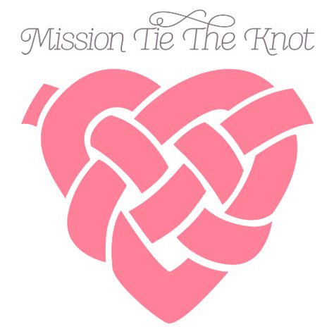 Wedding Tie The Knot by Mission Tie The Knot Missiontietknot