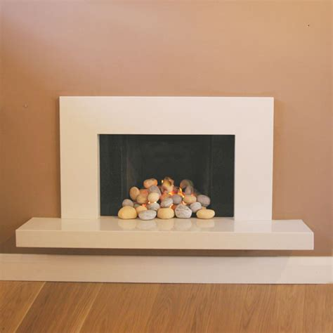 Fireplace Pebbles by 16 Pebble Chiswell Fireplaces