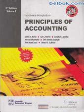 Memahami Laporan Keuangan Edisi 7 principles of accounting indonesia adaptation volume 2
