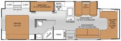 Class A Rv Floor Plans Class A Motorhome Floor Plans Galleryhip Com The