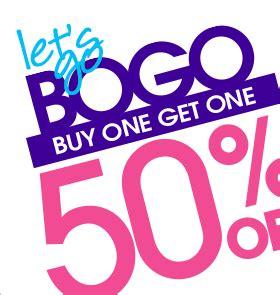 cinemaxx buy 1 get 1 stride rite bogo 50 off free shipping starts today