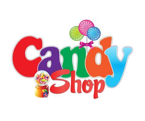 professional shop logo designs  candy shop  shop