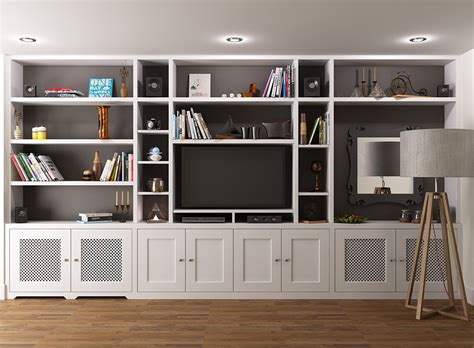 fitted living room 15 ideas of fitted wall units living room