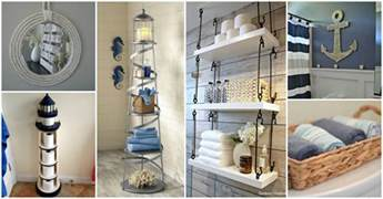 Nautical Bathroom Ideas Nautical Bathroom Decor That Will Impress You