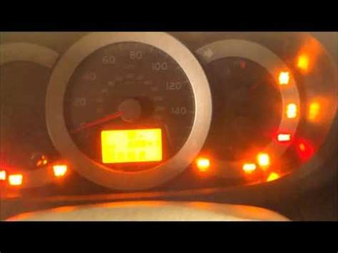 toyota rav4 check engine light rav4 toyota check engine light youtube