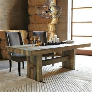 West Elm Dining Table Bench Emmerson Dining Table West Elm For The Home
