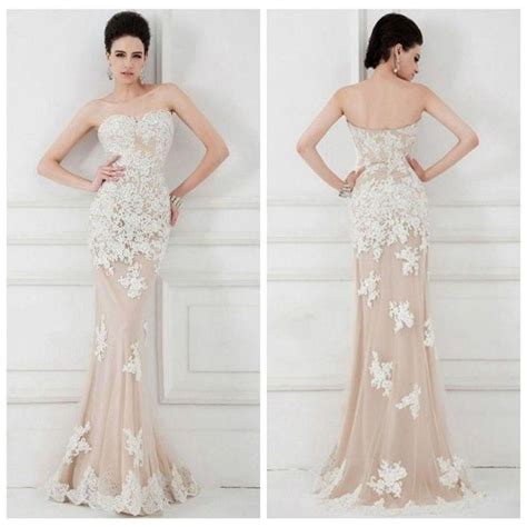 prom and wedding dresses 2014 new tulle mermaid formal evening